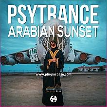 OST Audio Psytrance Arabian Sunset For FL Studio 20 Template 工程文件 模版