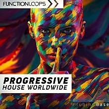 Progressive House Worldwide WAV MiDi 采样包 预制音色 Sylenth1 Presets