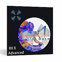 iZotope RX8 Audio Editor Advanced MAC+WIN 音频修复 降噪 人声伴奏提取去除