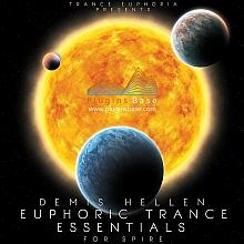 Trance Euphoria Demis Hellen Euphoric Trance Essentials For Spire Presets MiDi 预制音色 EDM电音 电子音乐编曲素材