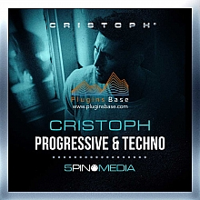 5Pin Media Cristoph- Progressive and Techno [Ableton Live Template 工程文件] WAV MiDi Presets 预制音色