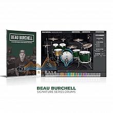 Beau Burchell Signature Series Drums [KONTAKT] 摇滚 架子鼓 音源 音色 下载