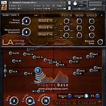 拉丝弦乐 Audiobro LASS2 Full [KONTAKT] 终极完整版 24GB LA Scoring Strings 2