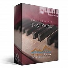 Fracture Sounds Toy Piano [KONTAKT]音源  玩具钢琴 音色