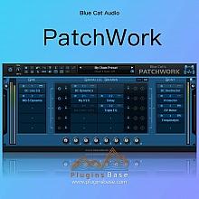 Blue Cat Audio Blue Cats PatchWork v2.43 [WiN+MAC] 完整版 AAX AU VST VST3插件桥接工具