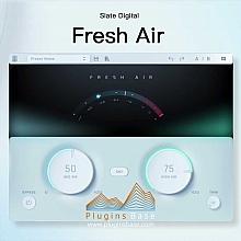 Slate Digital Fresh Air [Mac+Win] 中高频增加亮度 清晰度 后期混音效果器插件 AU VST2 VST3 AAX