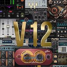 Waves Complete v12 09.03.21 [WiN+MAC] 后期混音母带效果器插件 AAX AU VST VST3