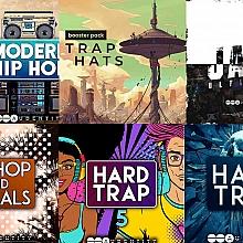 Audentity Records Bundles [WAV+MiDi+Presets] 6套合集 Hip-hop Trap Vocal等