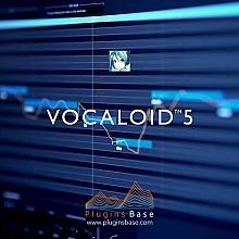 洛天依 Vocaloid 4+5 Product [WiN+MAC] 中文软件 教程 言和 乐正绫 星辰等音源 人工智能黑科技AI自动唱歌