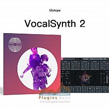 izotope VocalSynth2 v2.0.1 [WiN+MAC] 人声变声 效果器插件