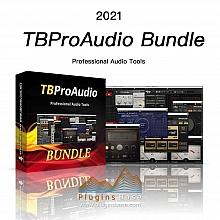 TBProAudio bundle 2021.3 [WiN+MAC] 效果器插件 全套完整版 后期混音母带 3月18日更新